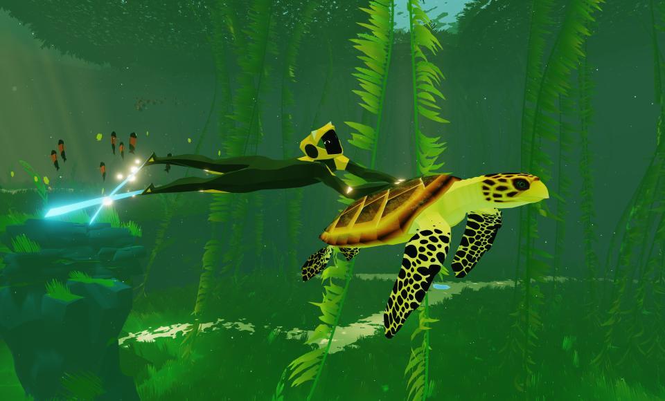 'Abzu': a scuba diving game that's part Zen, part 'Journey'