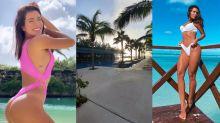 Adriana e Rodrigão se hospedam em resort com diárias de R$ 21 mil