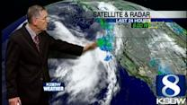 Watch your Sunday KSBW weather forecast 12.16.12