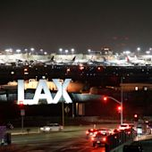'You're not the shooter, are you?!' — My night at LAX