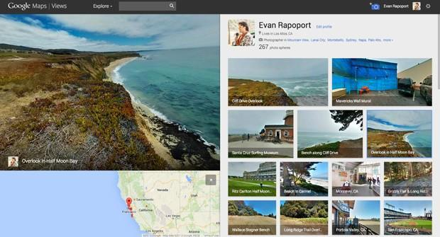 Google launches Views hub to showcase Photo Spheres and panoramas in Google Maps
