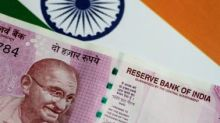 Rupee drops by 12 paise to close at new 16-mth low on macro worries