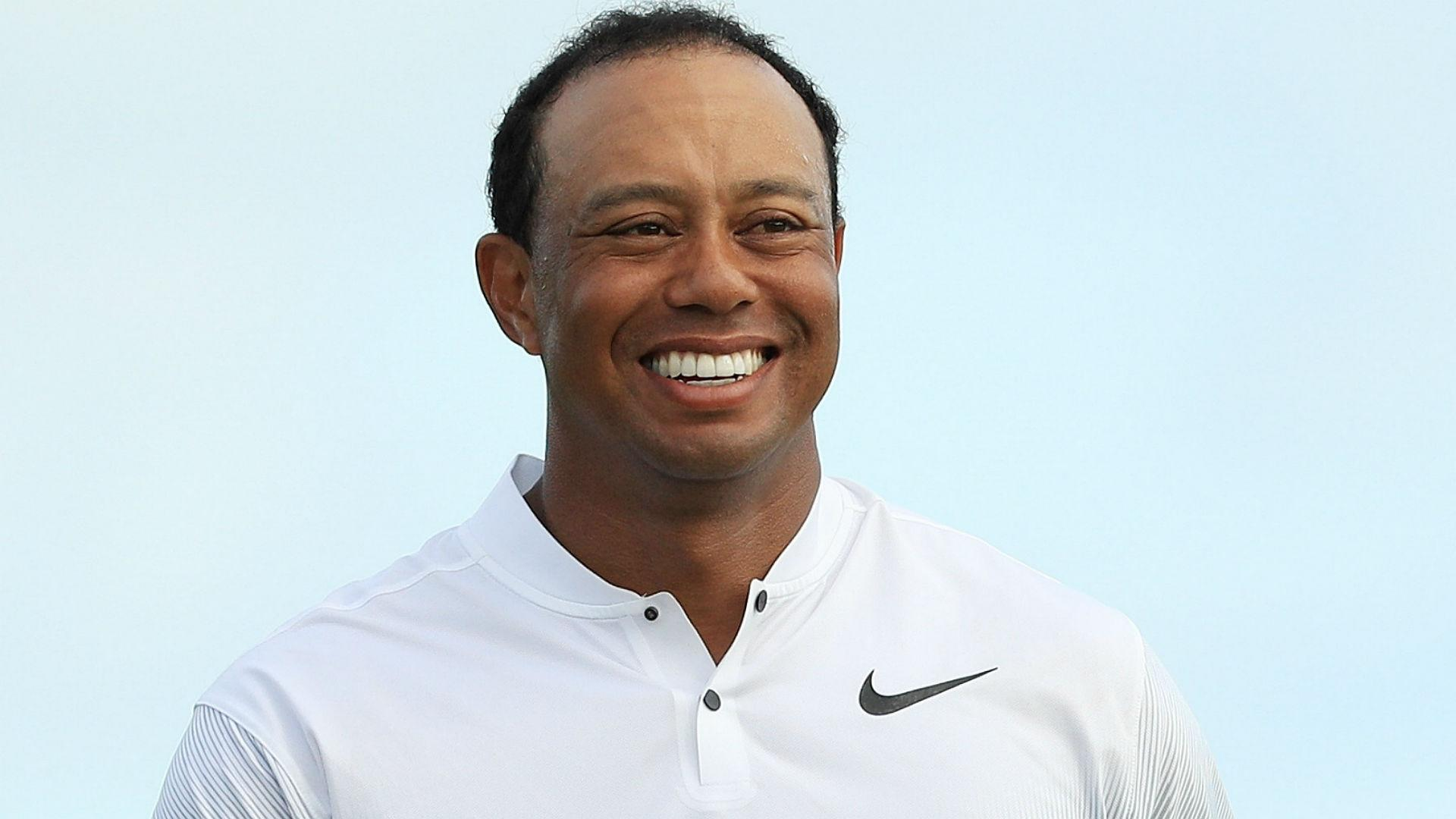 hero world challenge  saturday tee times for tiger woods