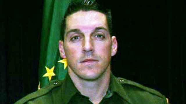 Border patrol station to be named after Brian Terry