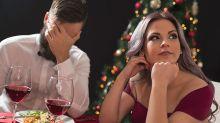 ¿Es buena idea romper con alguien durante las fiestas decembrinas?