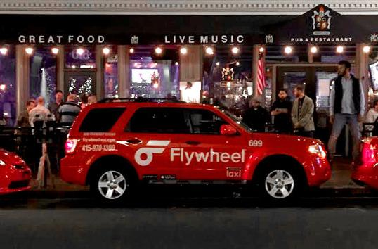 Flywheel wants you to skip the wait for app-friendly taxis