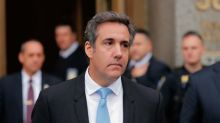 Lawyers for Trump, Cohen to return to court over seized documents
