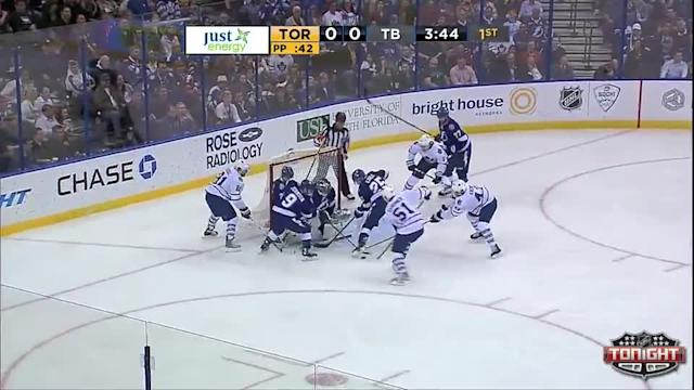 Toronto Maple Leafs at Tampa Bay Lightning - 02/06/2014