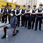 George Floyd: UK police say they are 'appalled' by death and vow to tackle racism
