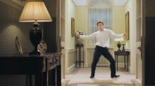 Hugh Grant claims his iconic 'Love Actually' dance routine is the 'most excruciating scene ever'