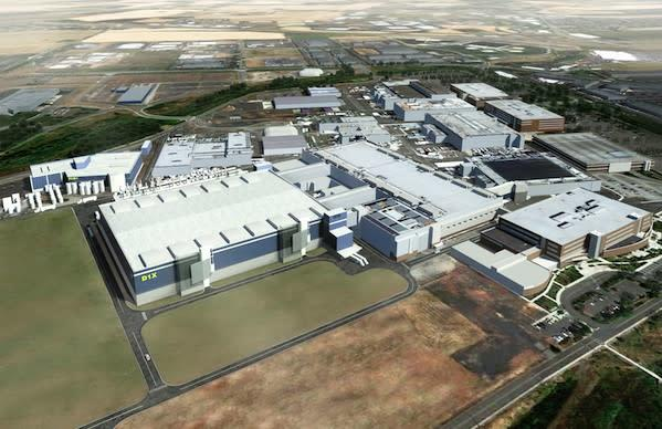 Intel confirms Oregon plant will be ready to make 450 mm wafers