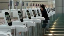 Face scans, robot baggage handlers - airports of the future