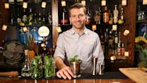 GQ Cocktails - How to Make a Classic Mint Julep