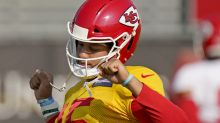 NFL odds: Chiefs are largest favorites ever for NFL kickoff game, but how have defending champs fared?