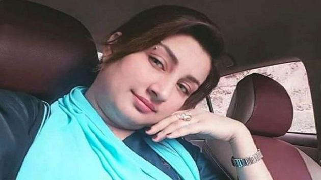 Pak Stage Actress Kismat Baig Shot Dead In Lahore Video-5920