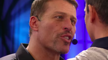 Tony Robbins Gets Dragged Over MeToo Comments: 'Biggest Pile of Dog S–' (Video)