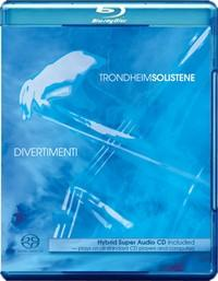 First Blu-ray record, Divertimenti, released