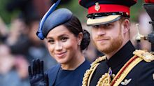 Prince Harry and Duchess Meghan Just Revealed the Gender of Their Second Baby