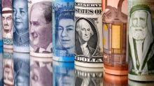U.S. dollar bounces vs yen, Swiss franc, lifted by stimulus hopes