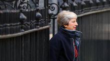 Empresarios del Reino Unido se entusiasman con optimismo de May