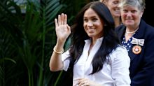 Meghan Markle Makes Her First Public Appearance After Maternity Leave