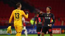 Liverpool's narrow Champions League win reveals a fragile defense without Virgil van Dijk