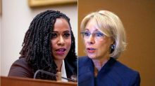 Ayanna Pressley Throws Down Gauntlet To Betsy DeVos Over Slavery-Abortion Comparison