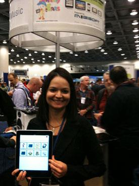 Macworld 2011: Expressive helps the speech impaired learn and communicate