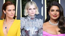 The best hair and makeup at the Golden Globes