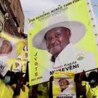 Uganda's Museveni declared election winner