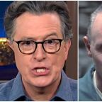 Stephen Colbert Compares Cruz And Hawley To Hannibal Lecter, And Comedy Is Delicious