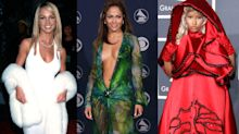 16 of the best and worst Grammy red carpet looks of all time