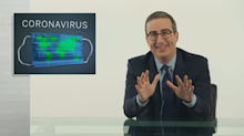 John Oliver forced from 'Last Week Tonight' studio due to coronavirus