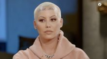 Amber Rose is teaching her 7-year-old about sex, periods: 'I'm not hiding nothing from my son'
