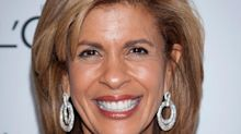 Hoda Kotb Beams In First Family Photo With New Baby