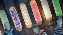 Superdry warns of a tough Christmas amid accounting error