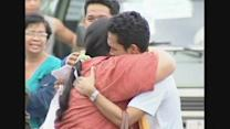 Philippines hostages freed