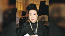 Nancy Sit still grieving for Michael Lai
