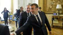 In first test, France's Macron opens key labour reform talks