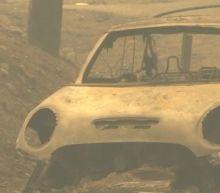 2 Calif. survivors speak out on wildfires