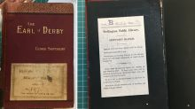 Library book returned after 118 years in New Zealand