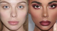 Makeup Artist Causes Outrage for Transforming a White Woman Into 'a Woman of Another Culture'