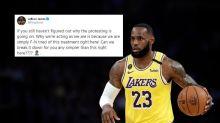 'Let Me Break it Down for You': LeBron James Hits Back at Laura Ingraham for Defending Drew Brees