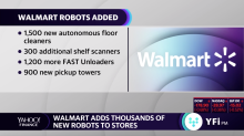 Walmart adds thousands of new robots to stores