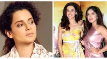 Kangana Ranaut Fails To Explain Why A Senior Actress Couldn't Play An 80-Year Old 'Alien' In Teju
