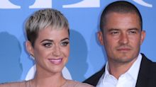 Katy Perry and Orlando Bloom make red carpet debut after two years of dating