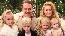 James Van Der Beek's 4-Year-Old Daughter Rushed to ER After Injury