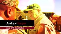 Zaatari profile: Andrew Harper