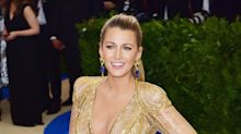 Blake Lively Looks Like a Fancy Peacock on the Met Gala Red Carpet