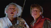 """""""Zurück in die Zukunft""""-Reunion: Michael J. Fox und Christopher Lloyd bei Parkinson-Spendengala"""